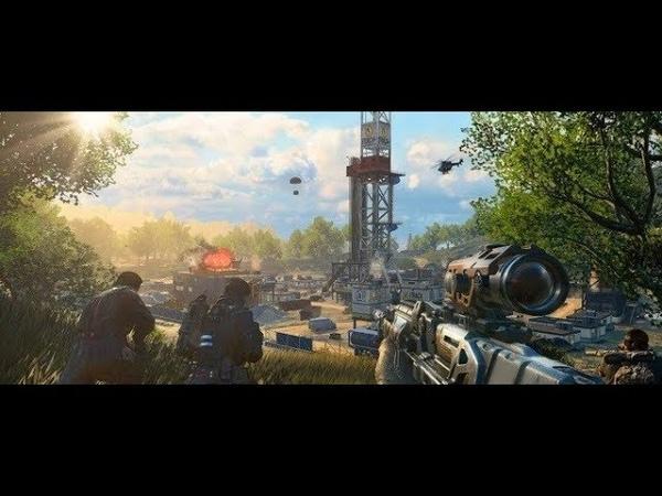Call of Duty Black Ops 4 в королевскую битву введут новый режим и проведут бесплатные выходные
