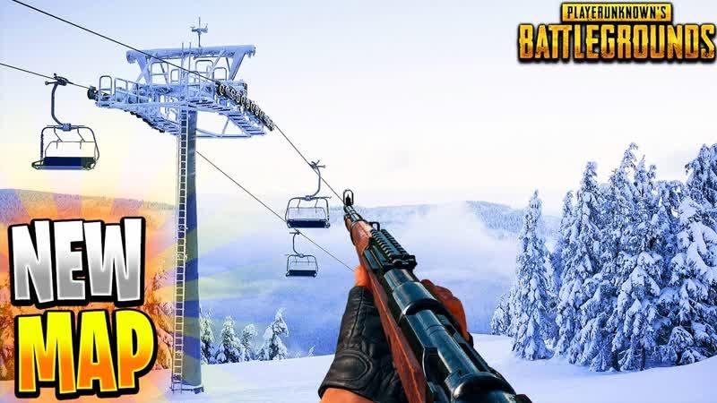 🔴 Playerunknowns Battlegrounds НОВАЯ КАРТА ВИКЕНДИ. Test Server (18)