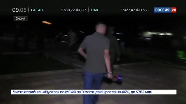 Новости на Россия 24 • Более 40 женщин и детей вернулись в Россию из Сирии