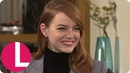 Emma Stone Gets Tested on Her Knowledge of British Slang Extended Interview Lorraine