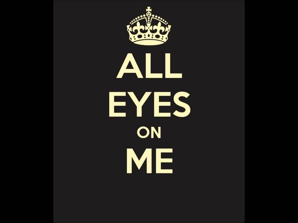 All Eyes On Me Slow Trap Instrumental