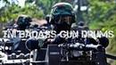 Tentara Nasional Indonesia Badass Gun Drums