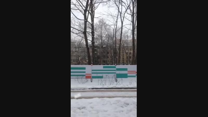 Москва.Северное Измайлово.Снос советских пятиэтажек