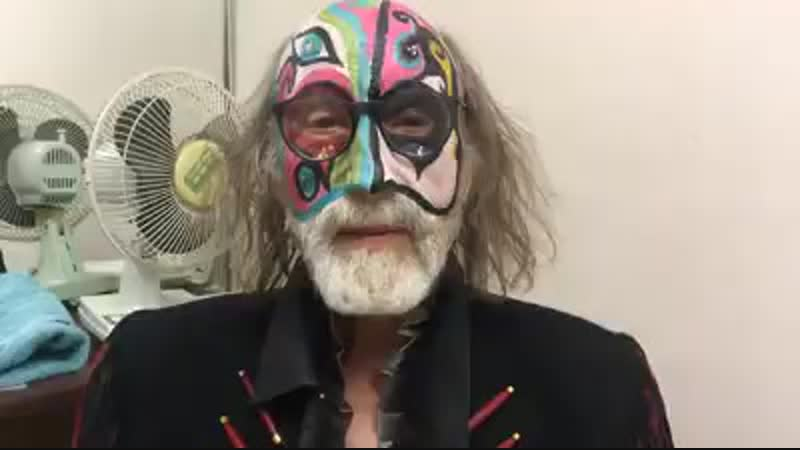 Arthur Brown at Leeds