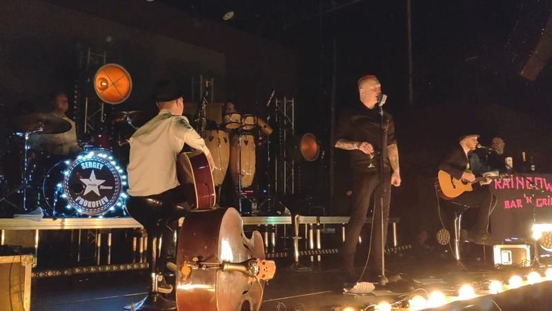 Тараканы! - Спутник связи (Полноприводная акустика Live Arbat-Hall 01.01.2019)
