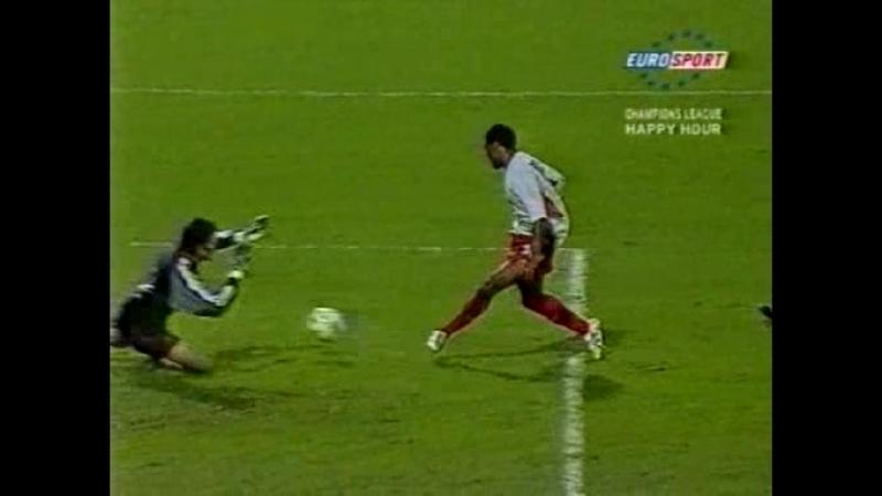 121 CL 2004 2005 Olympique Lyon Fenerbahçe 4 2 03 11 2004