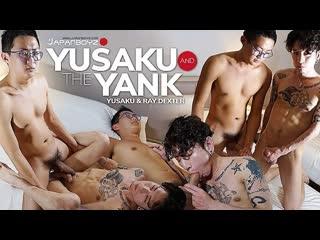 Yusaku and the yank - yusaku and ray dexter