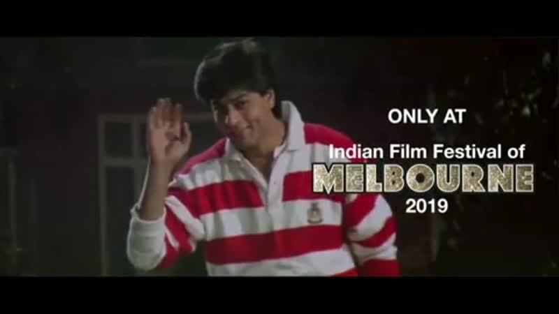 Фестиваль индийского кино в Мельбурне С 8 по 17 августа 2019 Главный гость Шахрукх Кхан