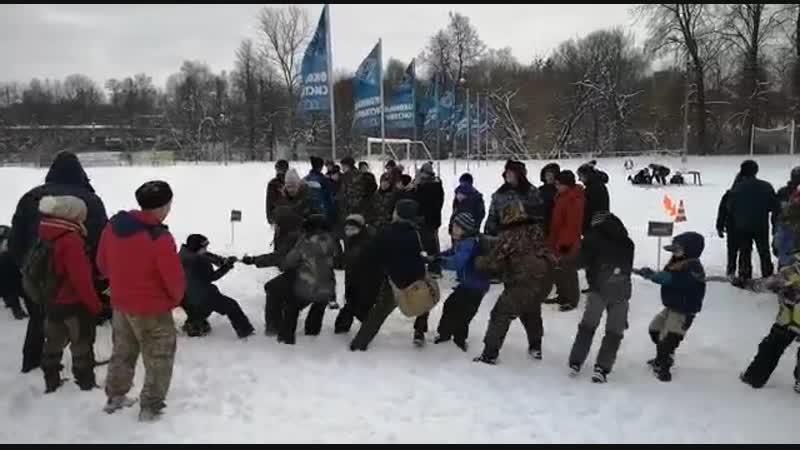 Зимняя Зарница 2019