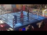 Гуреева Дарья (Combat) - Микина Елена (Rocky Team)