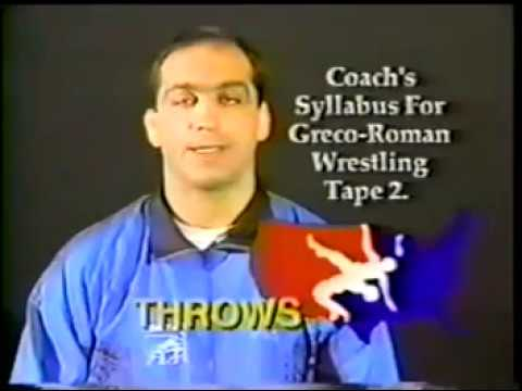 2. Greco Roman Wrestling Guidance Tape 2 by World Champion Mike Houck/