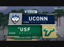 NCAAF 2018 / Week 08 / UConn Huskies - (21) USF Bulls / EN