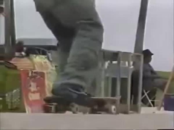 True legend in skate - Rodney Mullen .