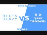 DNB Battle Delta Heavy vs Telekinesis (финал)