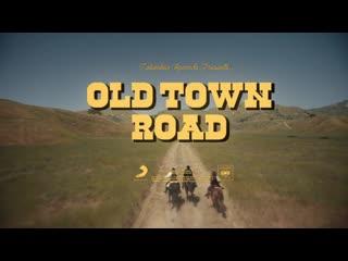 🎥 премьера клипа! lil nas x x billy ray cyrus old town road [рифмы и панчи]