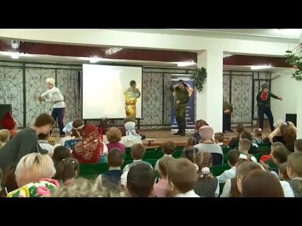 В бийской школе № 33 открылся музей «Сивка-Бурка» (Будни, 05.12.18г., Бийское телевидение)