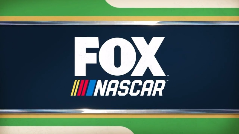 FOX SPORTS NASCAR VIRTUAL SET