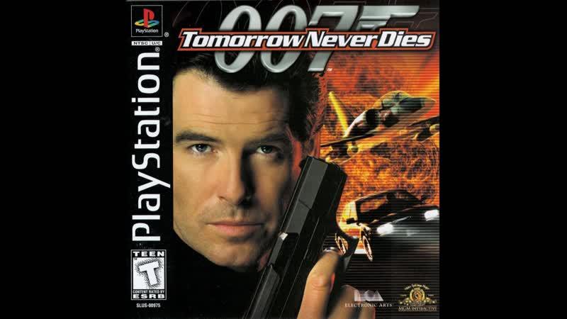 {Level 3} 007 Tomorrow Never Dies OST (PlayStation) - PPK Лагерь террора Boss 1