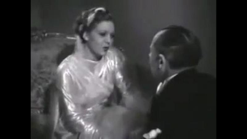 Compartiment de dames seules (1934) Fr