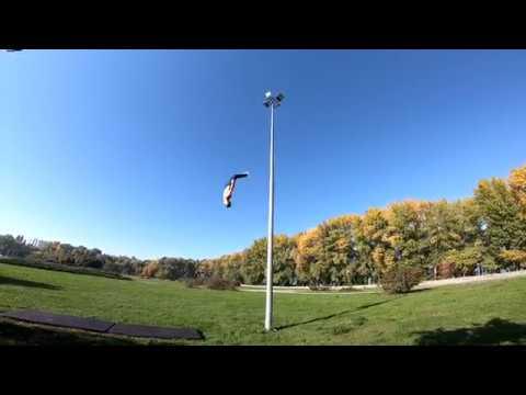 Insane Street Pole Dance 2018