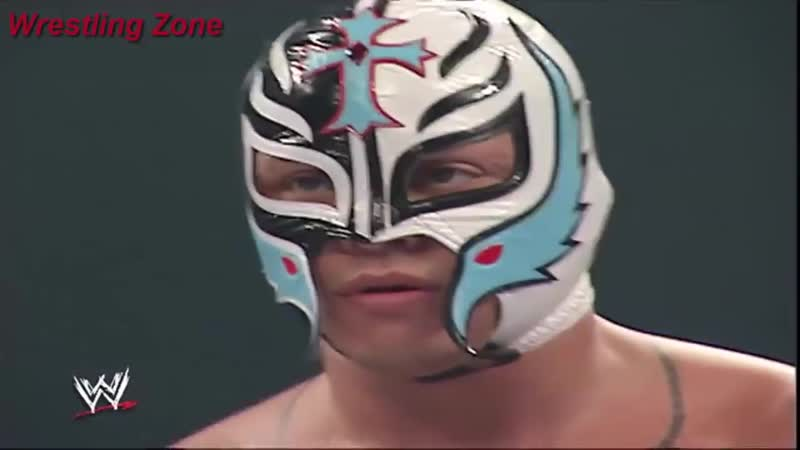 Rey Mysterio Vs The Great Khali May 12 2007 WWE SmackDown