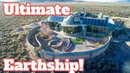 The Mack Daddy Earthship Phoenix Earthship Tour Off Grid Underground Home