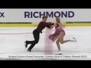 Обзор IV этапа ИСУ Гран При Юниоры Канада г Ричмонд 12 15 09 2018