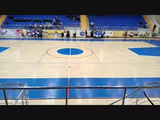 Кубок Европы по классическому футзалу. Задорные ВТБ - UNCF (Франция)