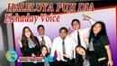 HALELUYA PUJI DIA - ELSHADAY VOICE - KEVS DIGITAL STUDIO ( OFFICIAL VIDEO MUSIC )