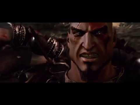 Kratos Yelling People's Names Supercut