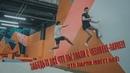 Тренировочный влог 32 Паркур между жизнью и смертью Паркур заруба в самом опасном зале СПБ