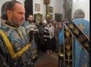 3 декабря 2018 года. Праздник Ведения во храм Пресвятой Богородицы и Приснодевы Марии Лития на вечерни.