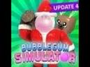 ОБНОВЛЕНИЕ [🌲CHRISTMAS!🌟] Bubble Gum Simulator ОТКРІЛ САМОЕ ТОПОВОЕ ЯЙЦО СДЕЛАЛ 1.500.000КОНФЕТОК