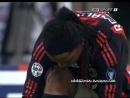 Ronaldinho-Milan Серия А lematch reggina 2calcio0809 ronaldinho10 com
