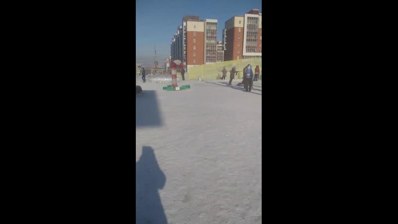 Live Ледниковый период в Новоленино г. Иркутск