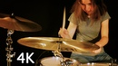 Foreplay/Long Time Boston drum cover by Sina