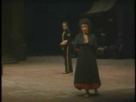 Carmen Près des remparts de Séville Agnes Baltsa