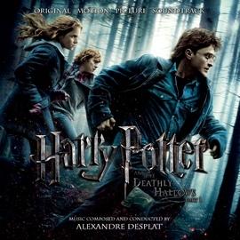 Alexandre Desplat альбом Harry Potter - The Deathly Hallows