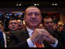 أردوغان يستمع لنشيد طلع البدر علينا في احتفالية ذكرى المولد النبوي وفقا للتقويم الميلادي 17-04-2016