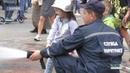 Свято пожежної охорони пройшло у Парку Горького