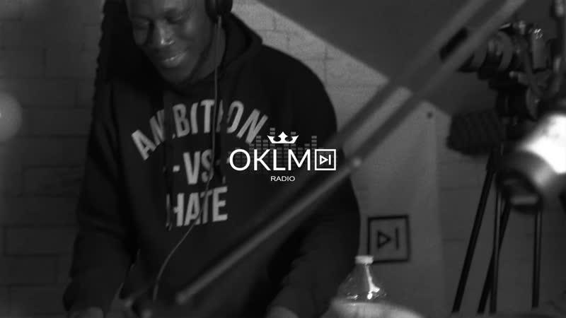 YL - Freestyle COUVRE FEU sur OKLM Radio [OKLM Russie]
