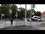 Реконструкция перекрестка Санкт-Петербургского проспекта с Константиновской улицей