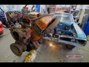 Super Rare 1970 Dodge Coronet Convertible 4 Speed 440 tear down
