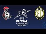 Лига Чемпионов. Группа А. FK Vytis 1 - 2 KMN Dobovec