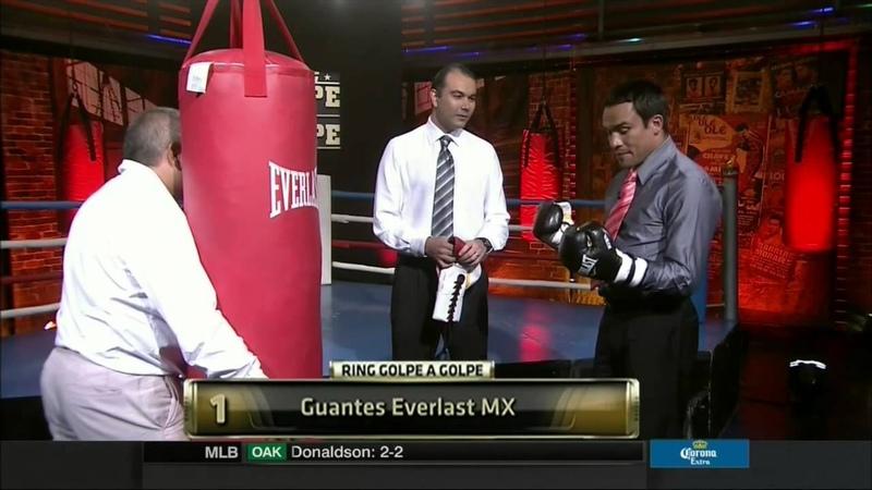 Golpe A Golpe Con Juan Manuel Marquez
