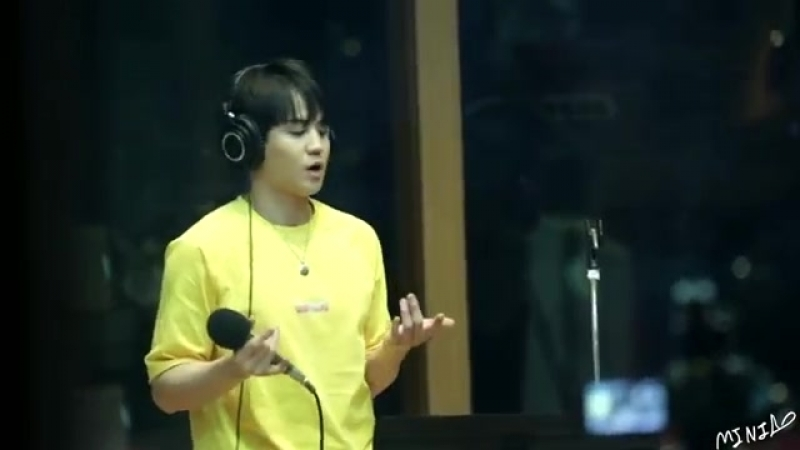 [RADIO] 12.09.18 양요섭의 꿈꾸는 라디오_ Adorable (요섭ver.)