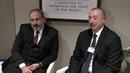 Армения обнародовала видео встречи Алиева с Пашиняном