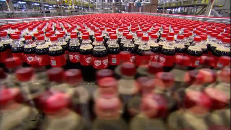 Мегазаводы- Кока-Кола - Coca Cola