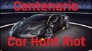 Car Hunt Riot - Lamborghini Centenario 139248 Asphalt 9