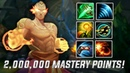 What 2,000,000 LEE SIN MASTERY POINTS Experience Looks Like